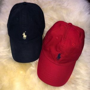 Polo by Ralph Lauren Hats. In great condition